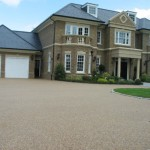 Resin Bonded Paving